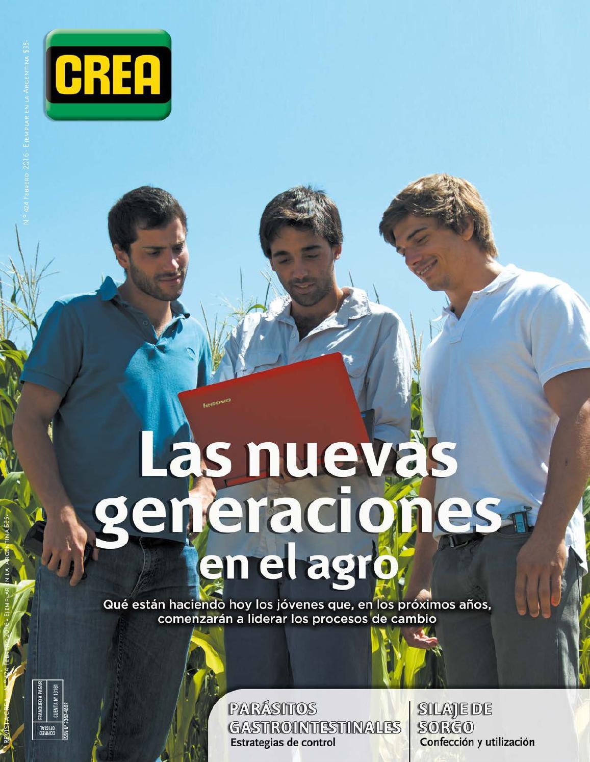 Revista 424 febrero 2016 by Publicaciones CREA - issuu