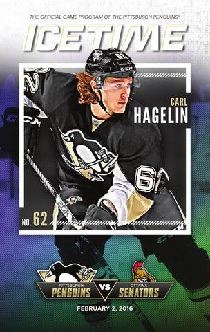 298642bd618 IceTime - Game 26 vs. Ottawa Senators 2.2.16 by Pittsburgh Penguins ...
