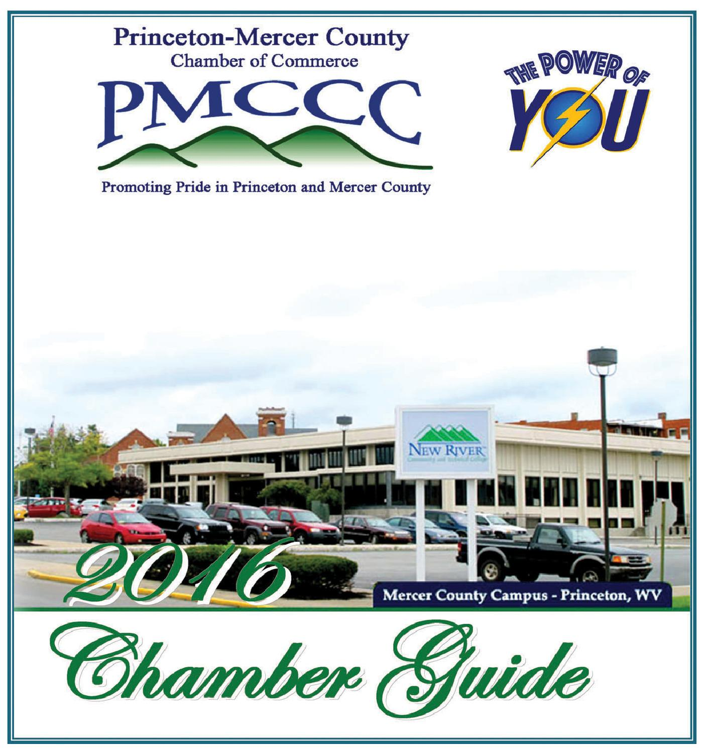 2016 Chamber Guide by Bluefield Daily Telegraph issuu
