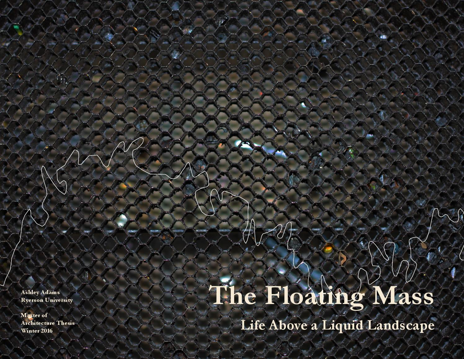 The floating mass part 1 by ashley adams issuu altavistaventures Choice Image