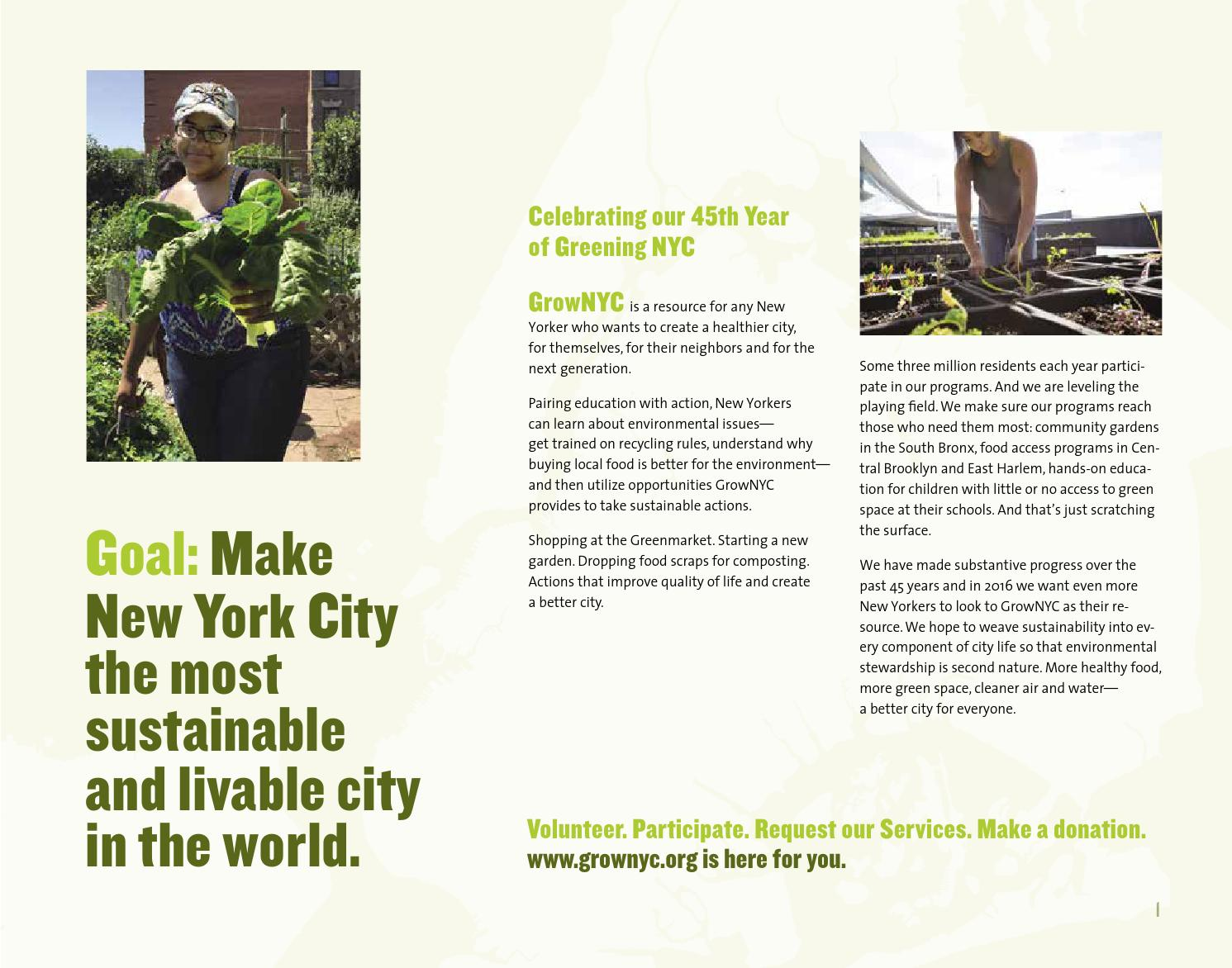 GrowNYC 2015 Annual Report by GrowNYC - issuu
