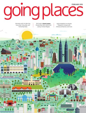 Going Places February 2016