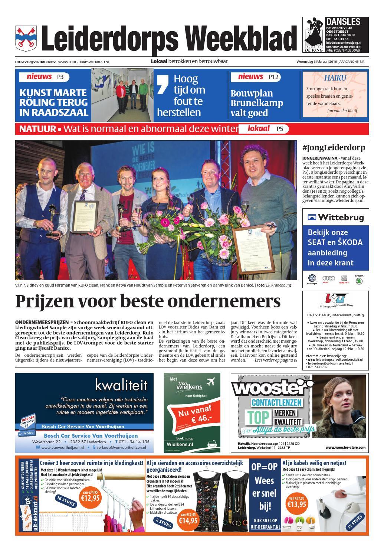 60b4c41de436de Lw week 05 16 by Uitgeverij Verhagen - issuu