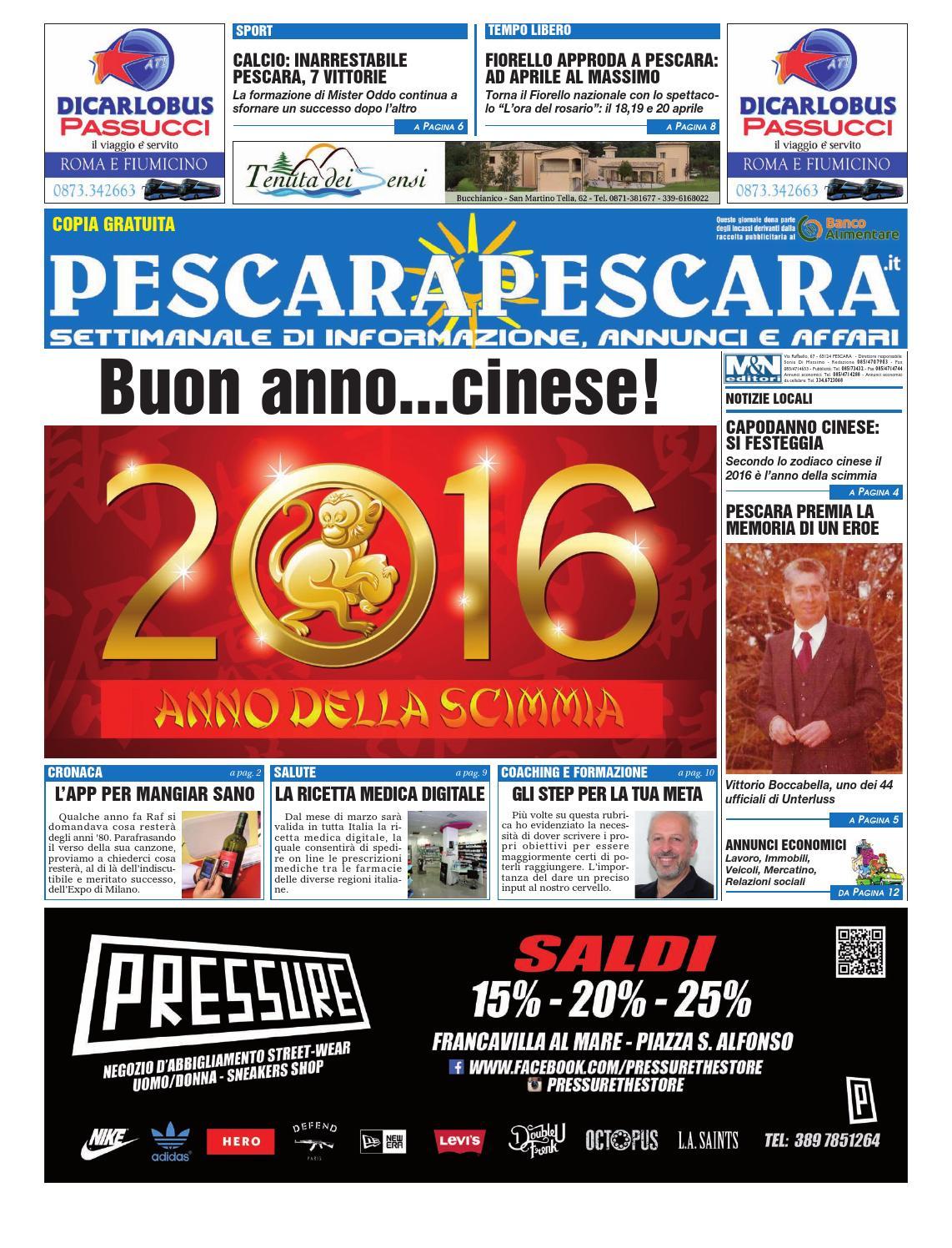 PescaraPescara 03 02 2016 by PescaraPescara - issuu 109451a87f5fb