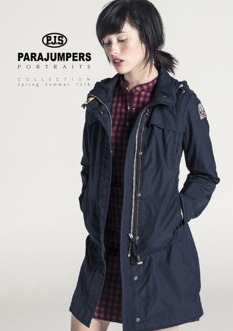 parajumpers rain jacket