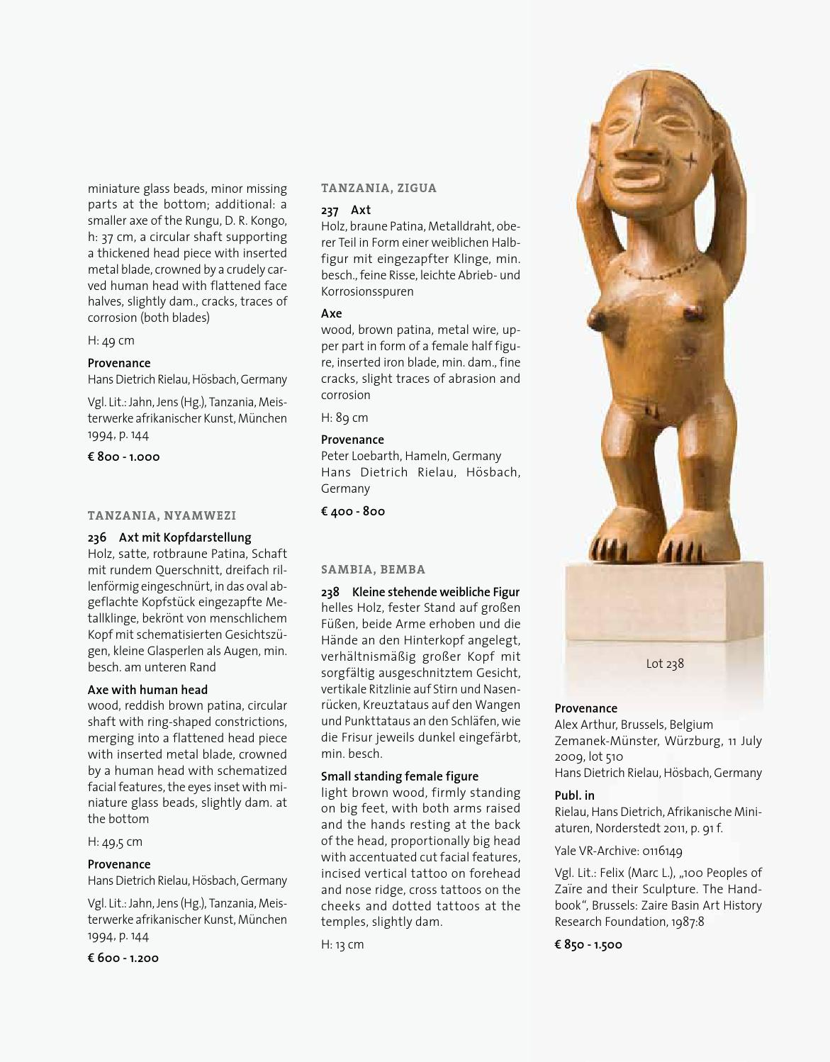 82 tribal art auction - 27 February 2016 - starting at 2 pm CET by ...