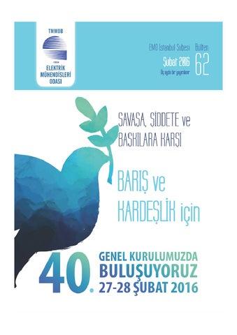 e0f63ee15f7 EMO İstanbul Şube Bülteni 62. Sayı by EMO İstanbul Şubesi - issuu