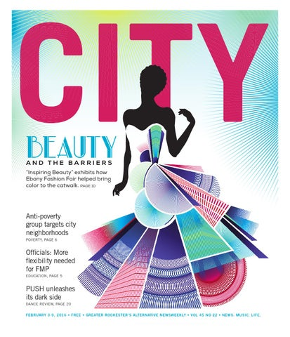 February 3-9, 2016 - CITY Newspaper by Rochester City