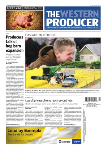 The Western Producer January 28 2016 By The Western Producer Issuu