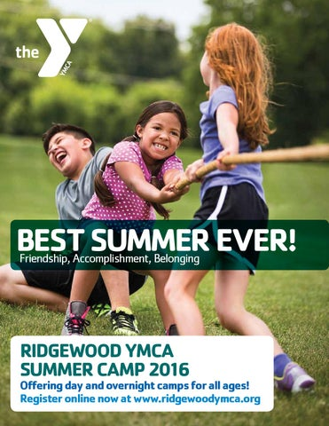 ridgewood ymca camp