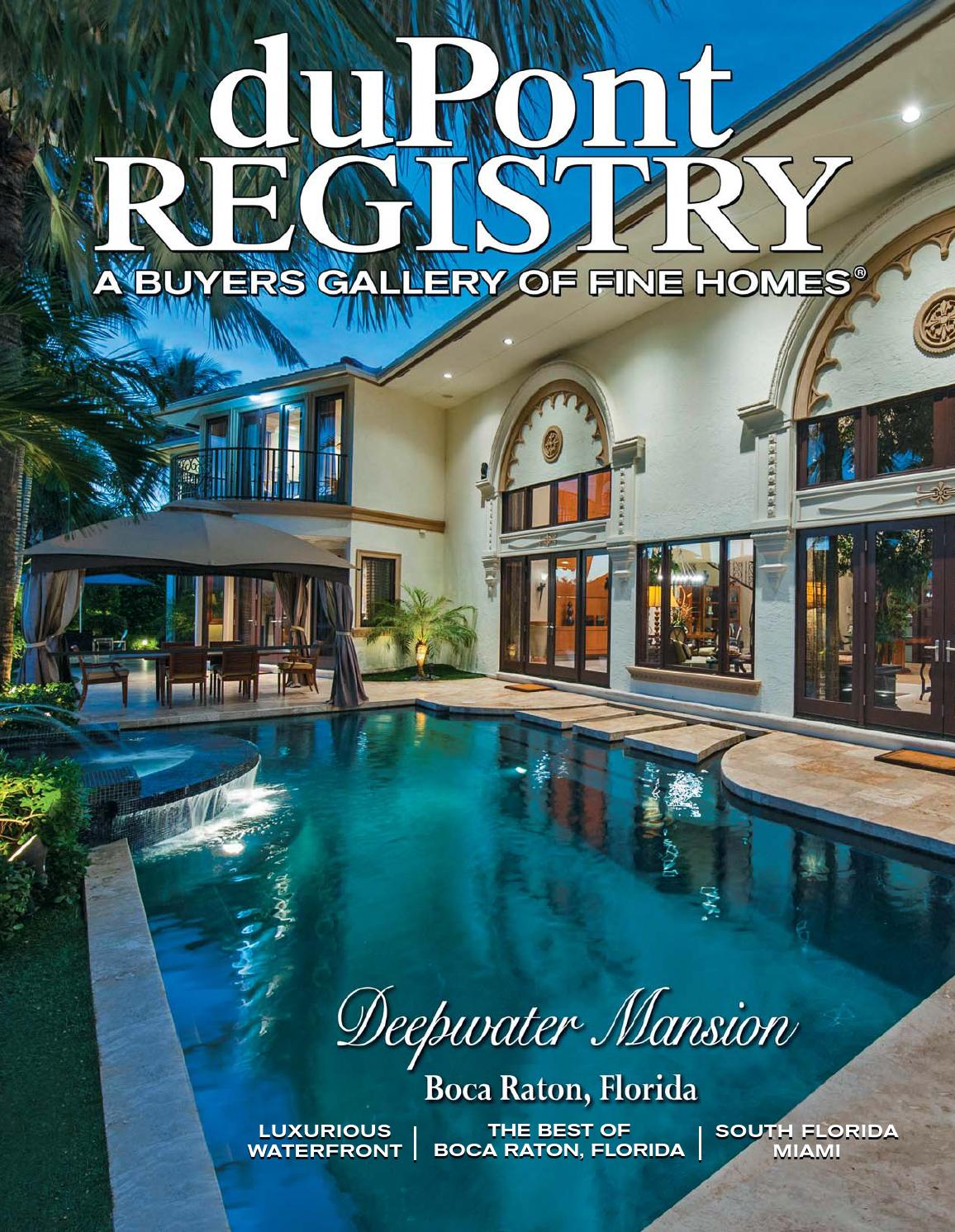 duPontREGISTRY Homes March 2016 by duPont REGISTRY - issuu