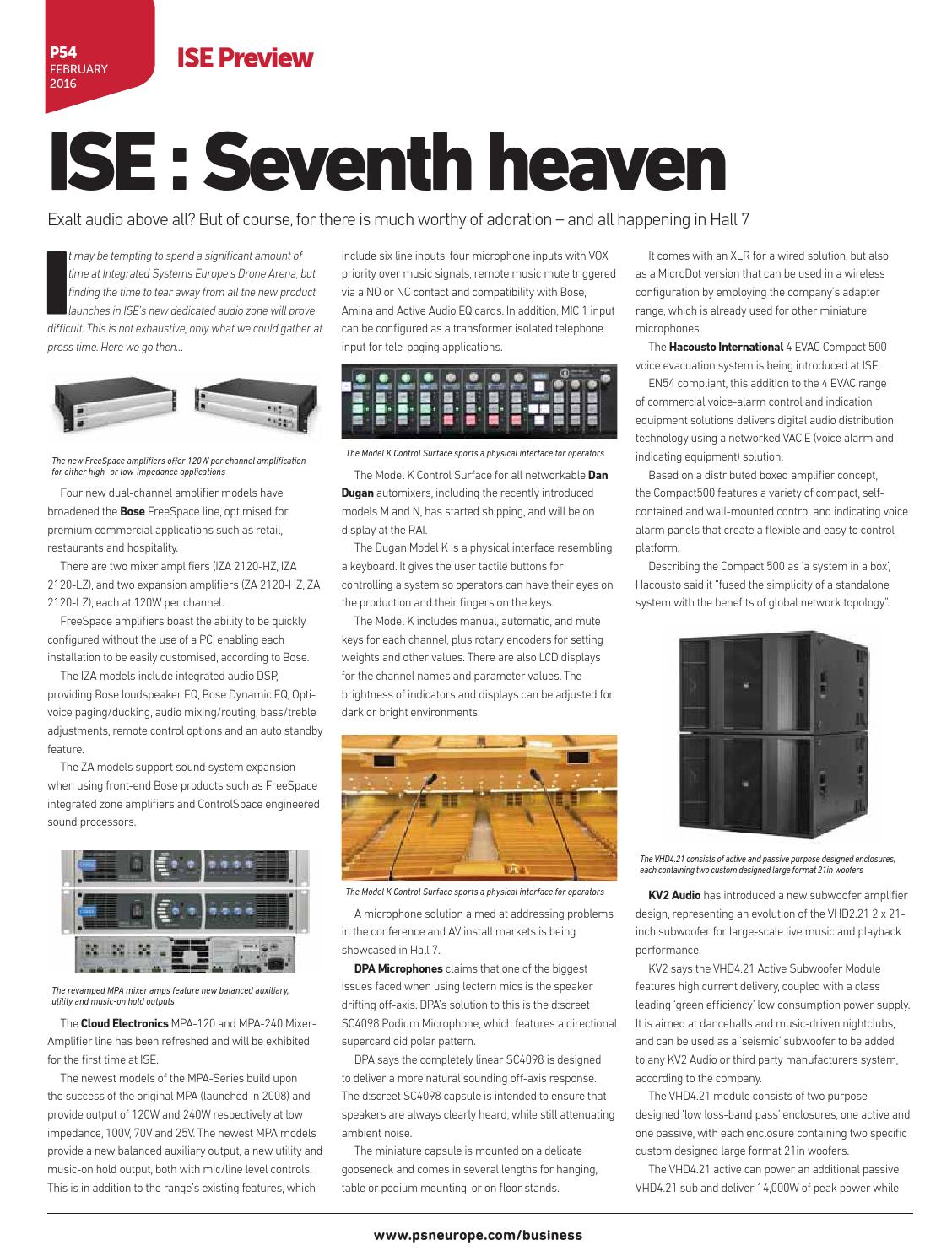 PSNE February 2016 Digital by Future PLC - issuu