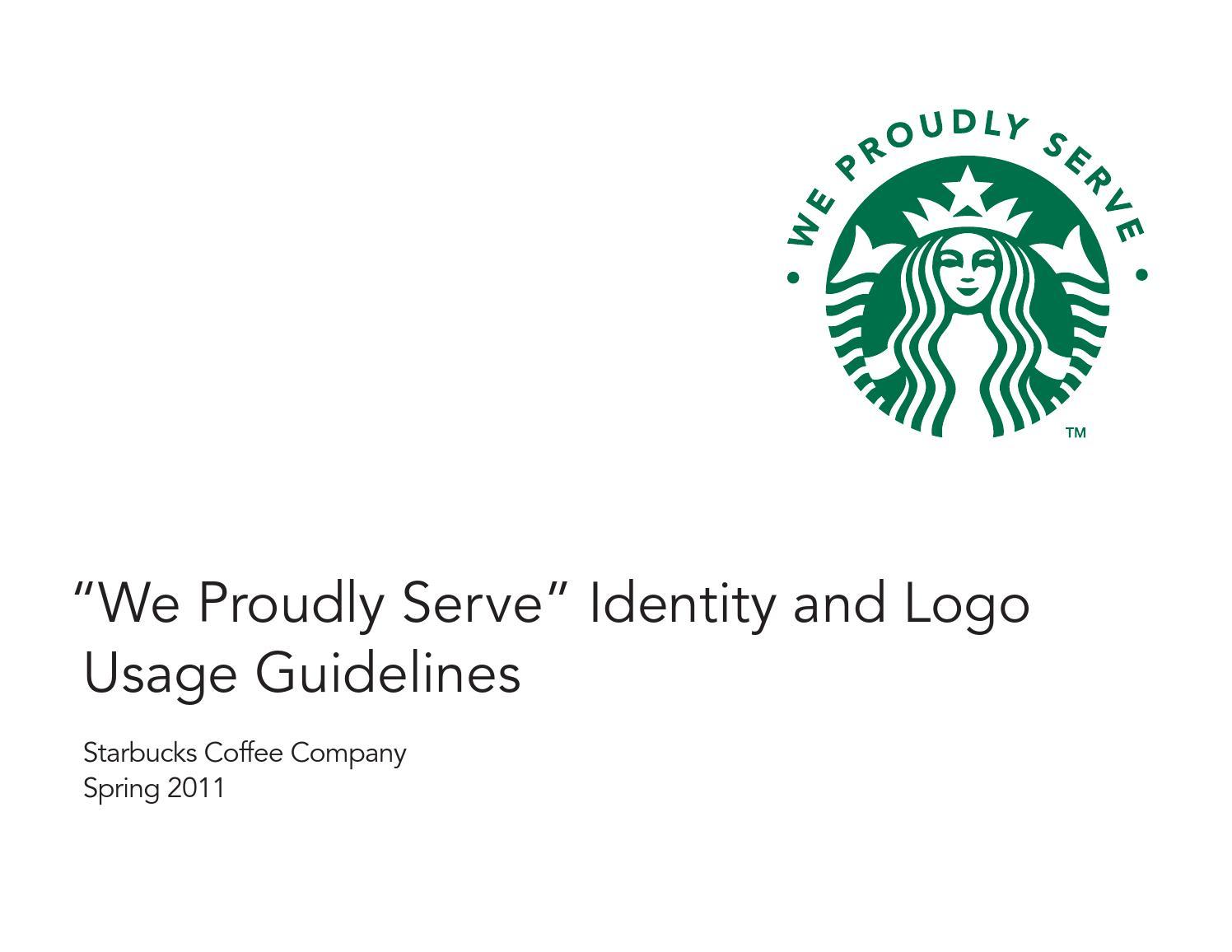 Starbucks. Com brand realignment & style guide | curtis jurgensen.