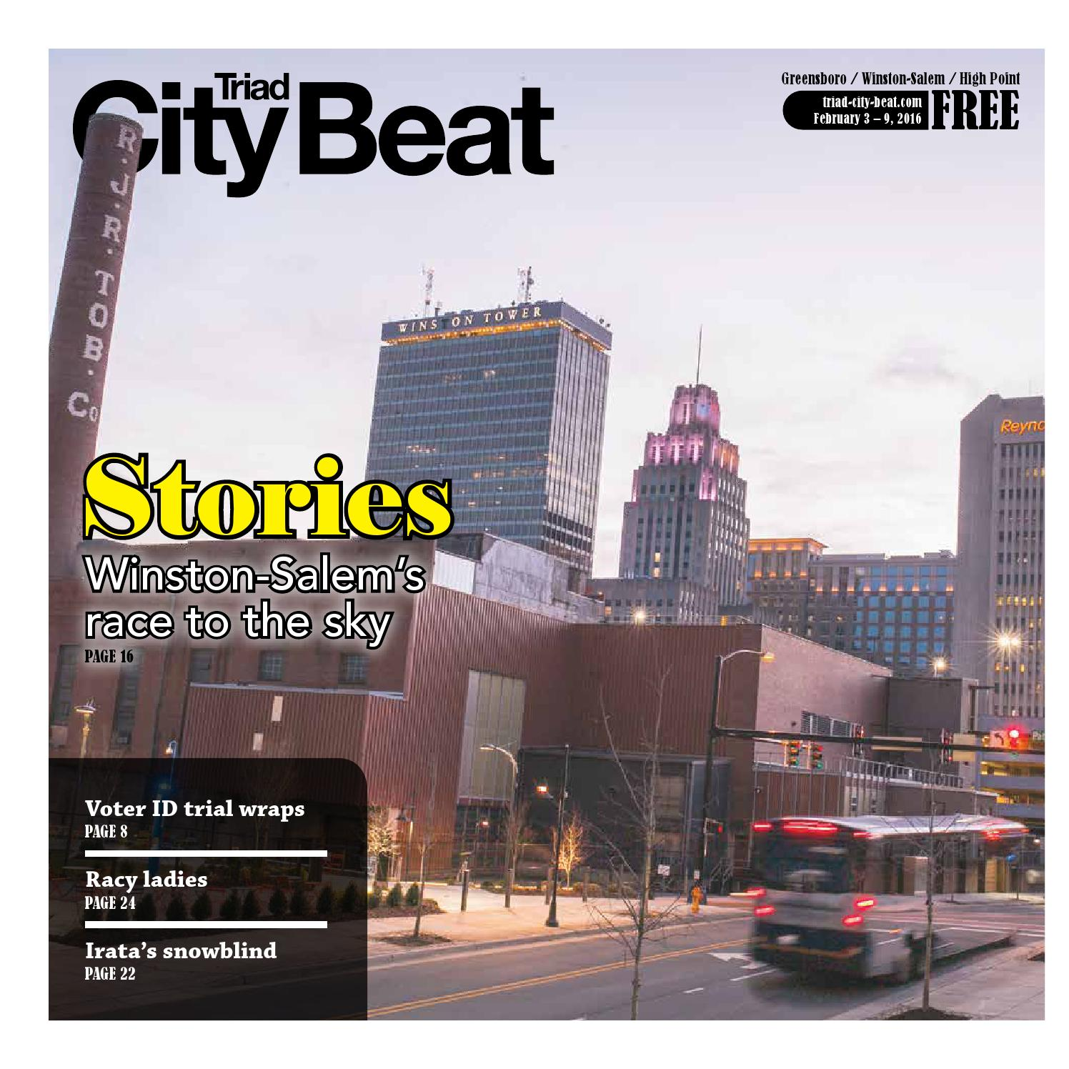 Madison Erects Giant Phallic Tower To >> Tcb Feb 3 2016 Stories Winston Salem S Race To The Sky By Triad