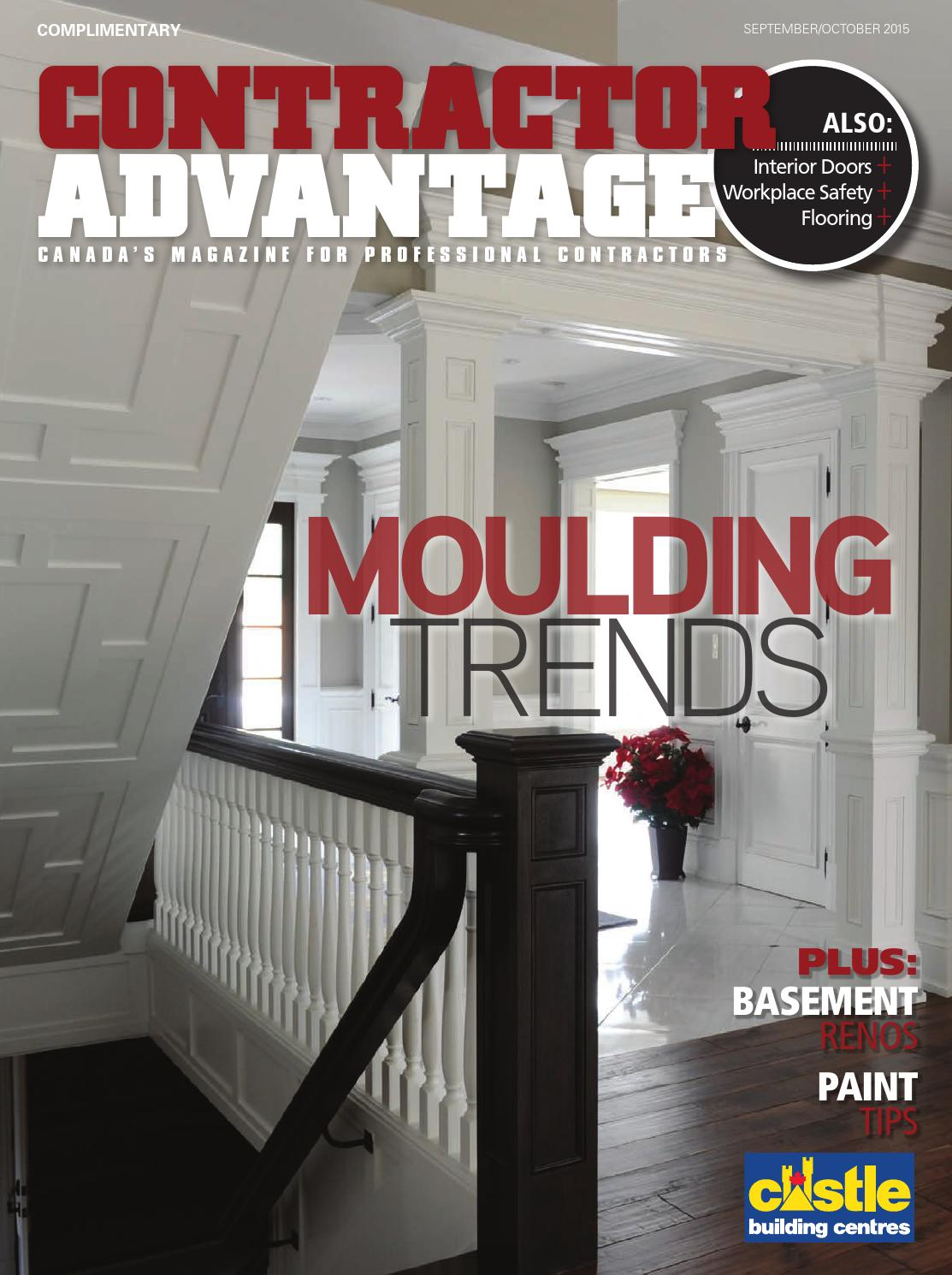 Contractor Advantage September October 2015 By Espress Labs Inc