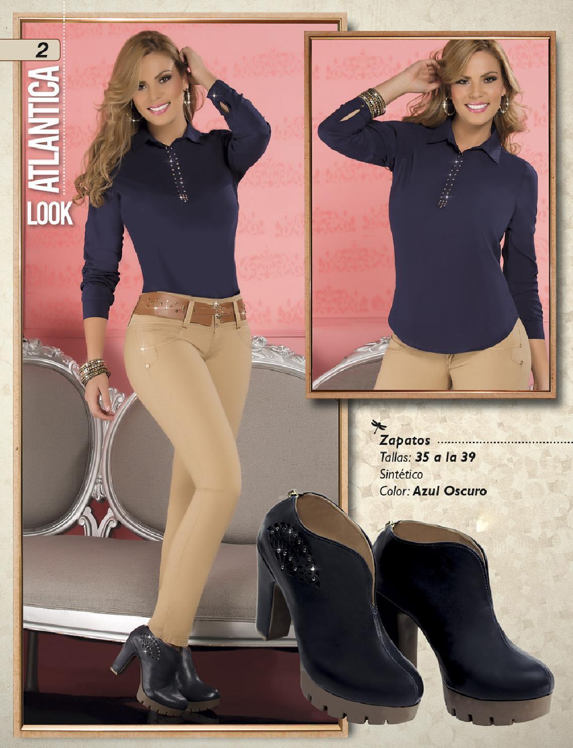 HAR Catálogo Jeans Levantacola by newkjeans - Issuu