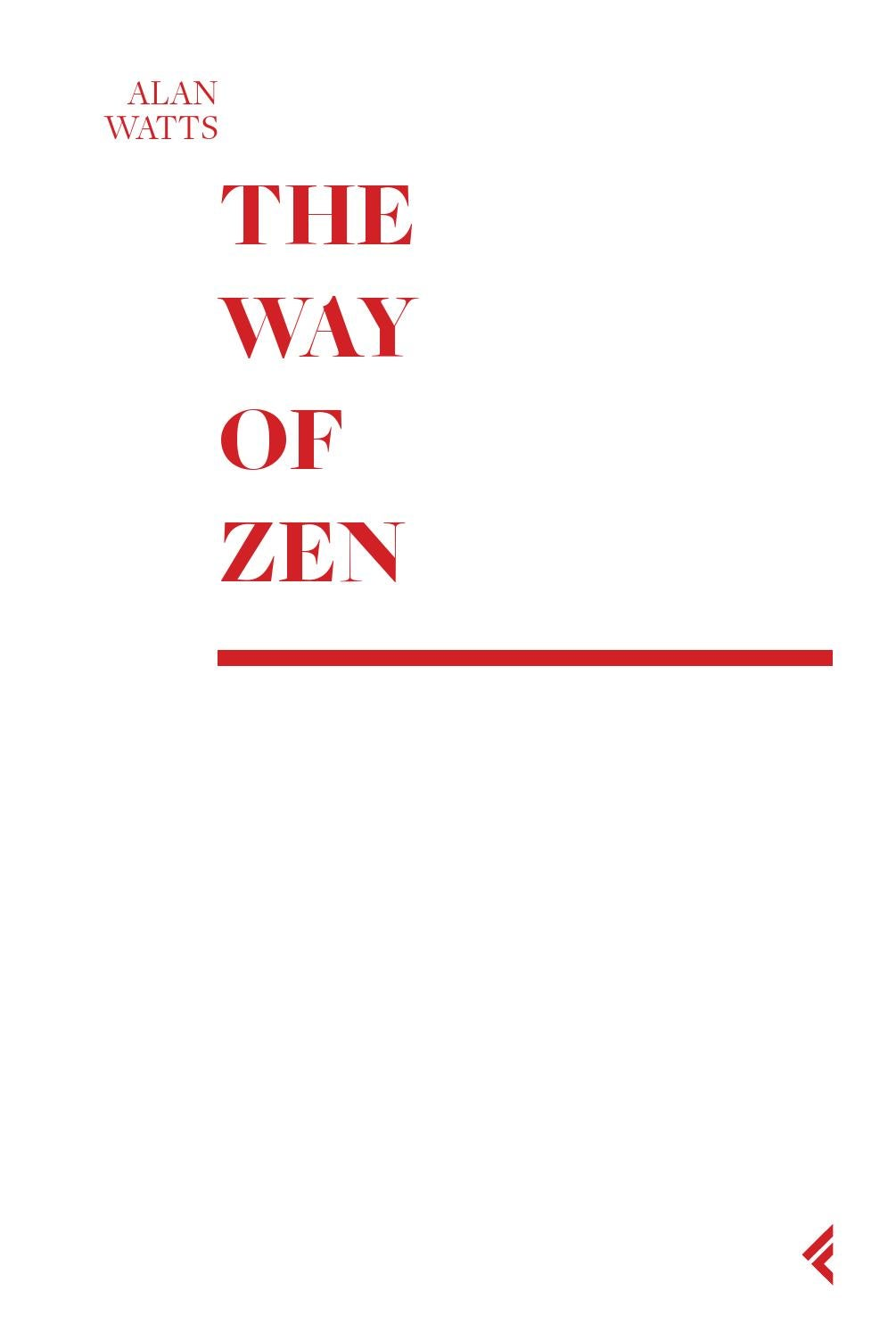 The Way Of Zen By Carlo Colombo Issuu