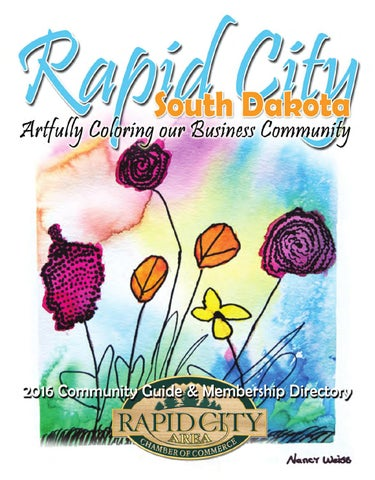 Rapid City SD Chamber Profile by Town Square Publications, LLC - issuu