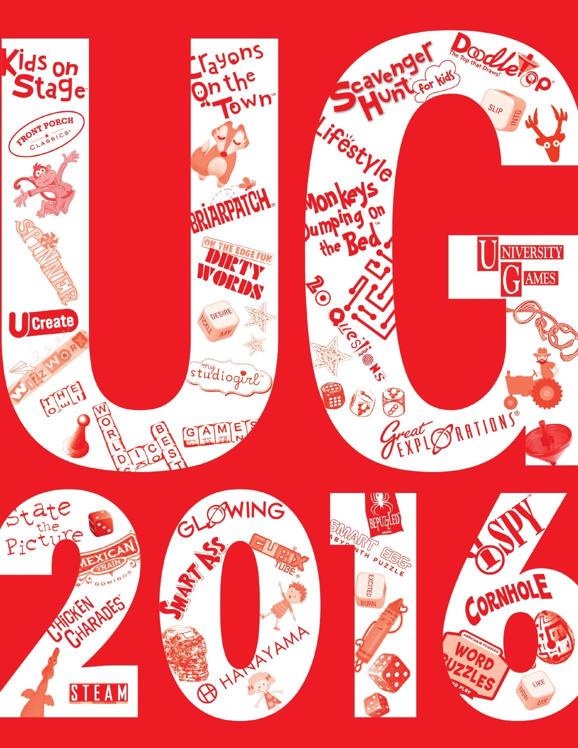 University Games 2016 Catalog by University Games - issuu