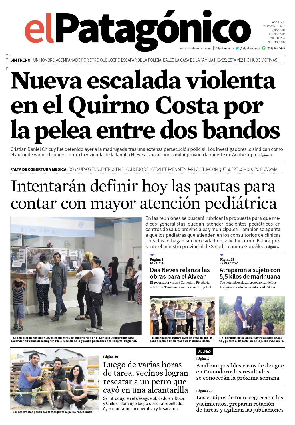 edicion200703022016.pdf by El Patagonico - issuu