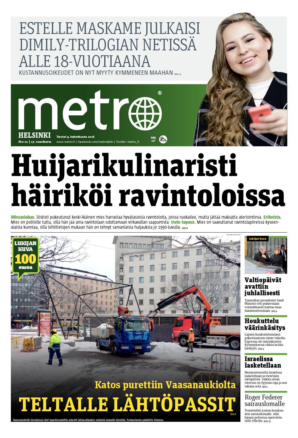 sale retailer shop best sellers new appearance 20160204_fi_helsinki by metro finland - issuu