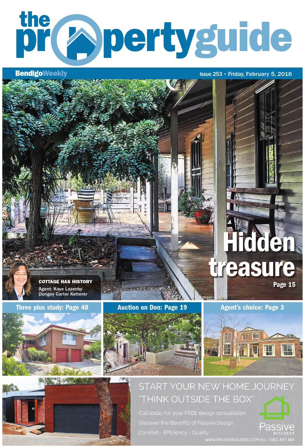 bendigo weekly property guide issue 253 fri feb 5 2016 by rh issuu com