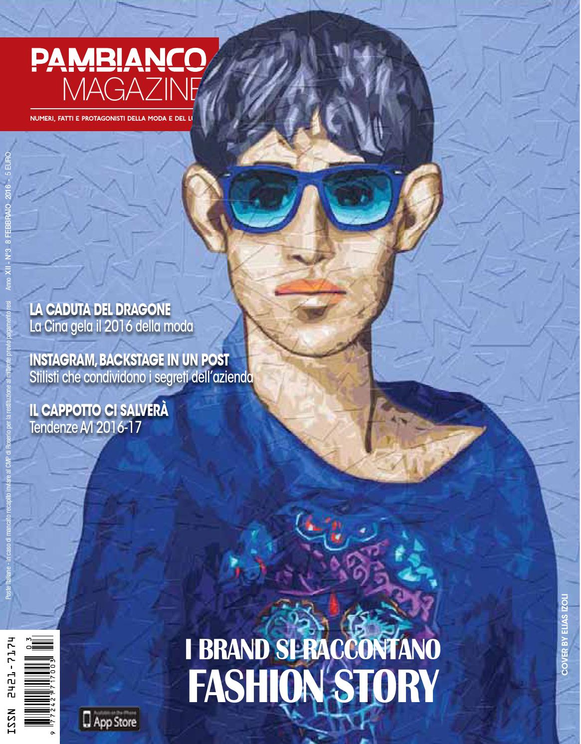 Pambianco MAGAZINE N°03 XII by Pambianconews - issuu 9d7d06e8a24
