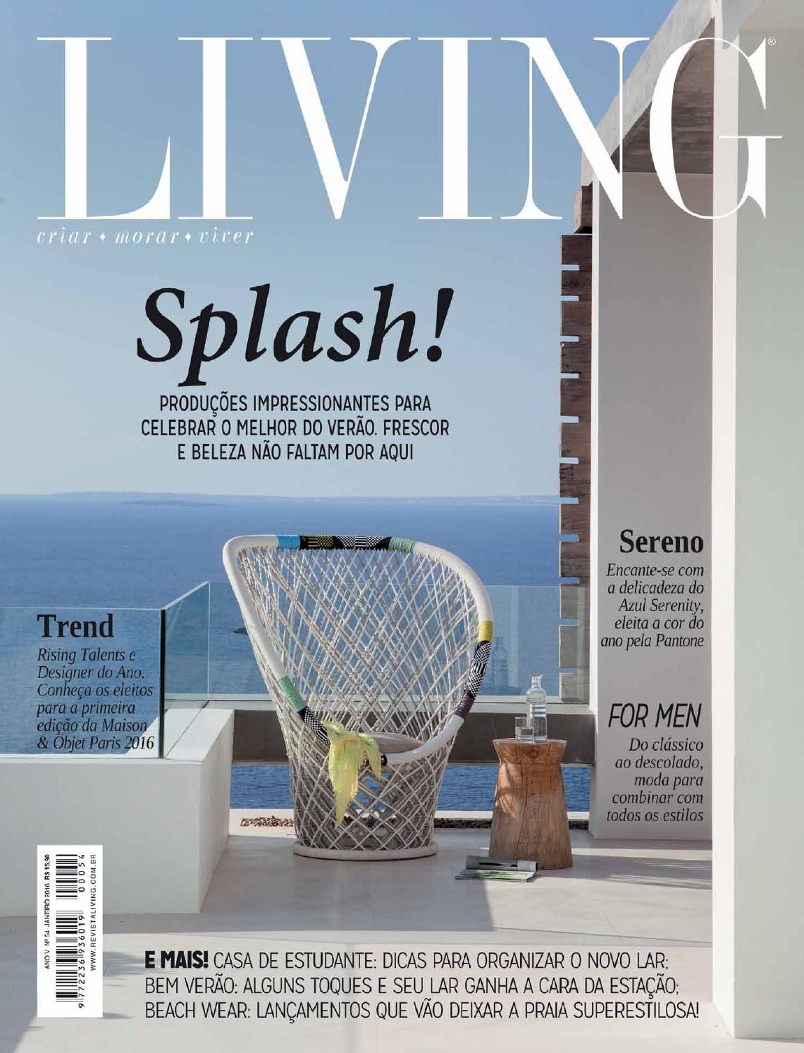 Revista Living - Edição nº54 - Janeiro de 2016 by Revista Living - issuu fe1dc15f9b