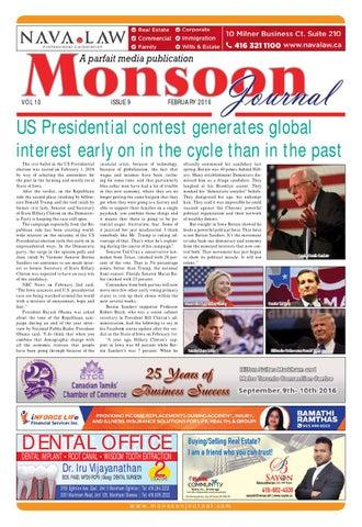 MJ Feb 2016 by Monsoon Journal - issuu
