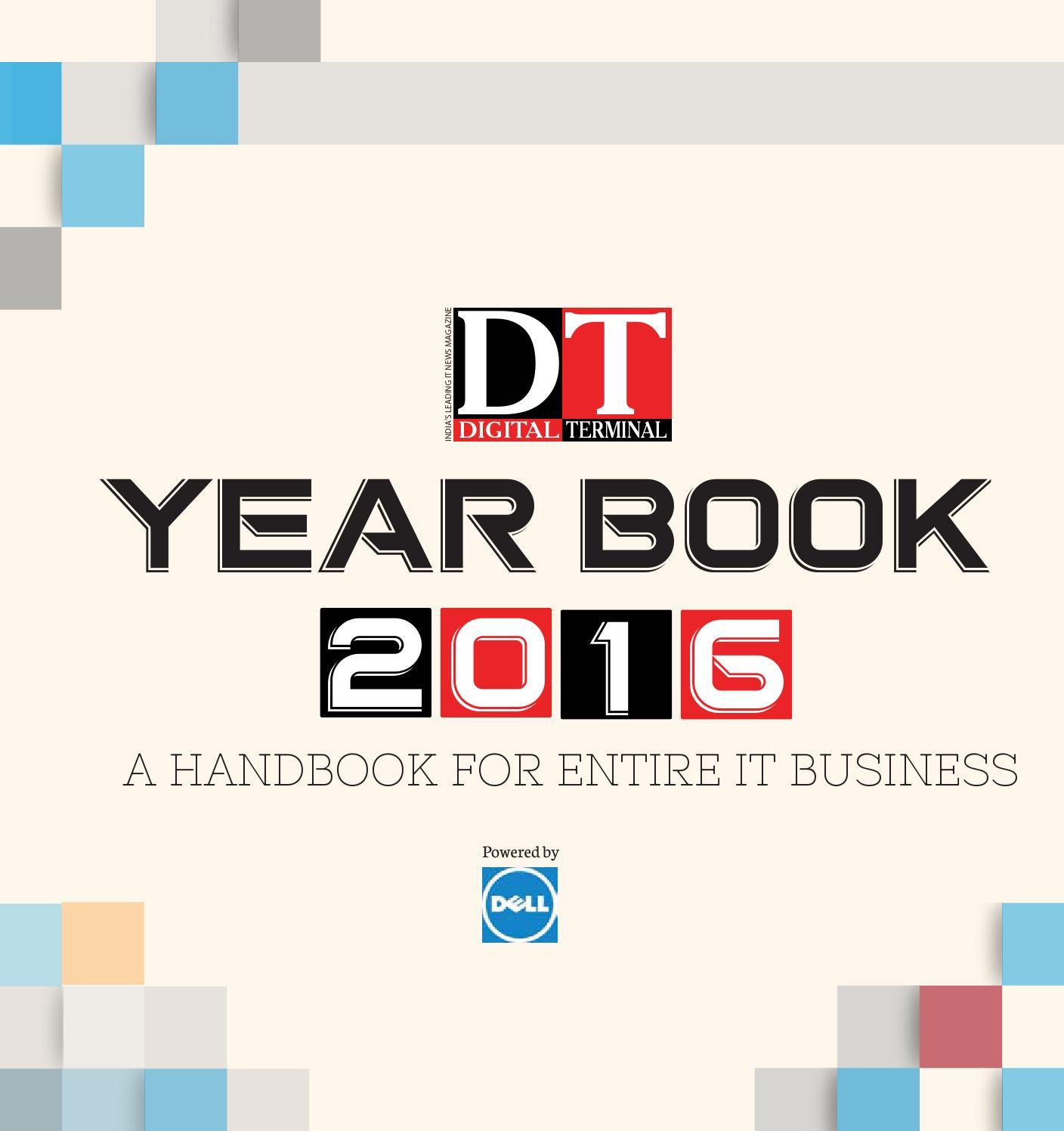 cffca1c872f14b Digital Terminal Year Book 2016 by Digital Terminal - issuu