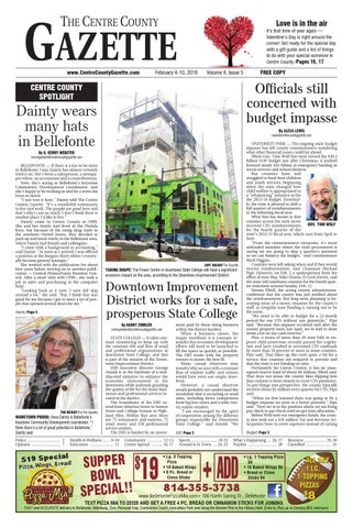 2 4 16 Centre County Gazette By Indiana Printing Publishing Issuu