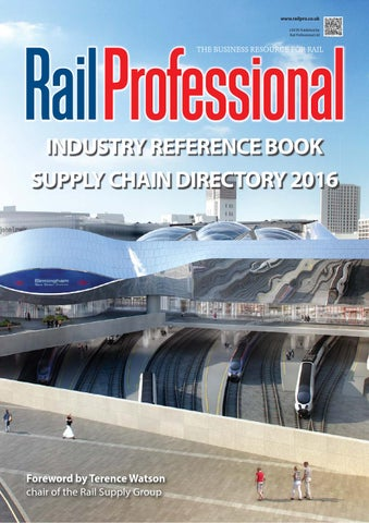 Rail professional yearbook 2016 by rail professional magazine issuu page 1 fandeluxe Image collections
