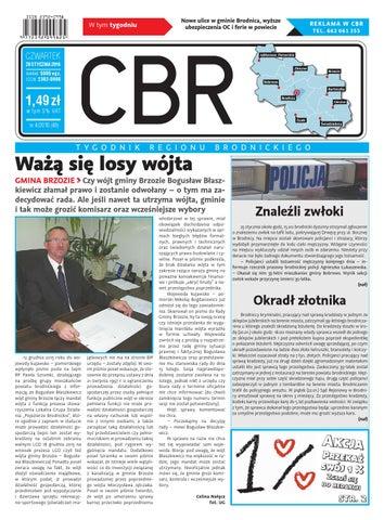 Cbr Nr 49 By Brodnica Cbrpl Issuu