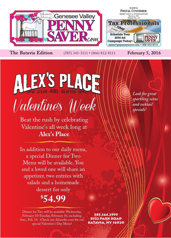 Alex place batavia ny coupons