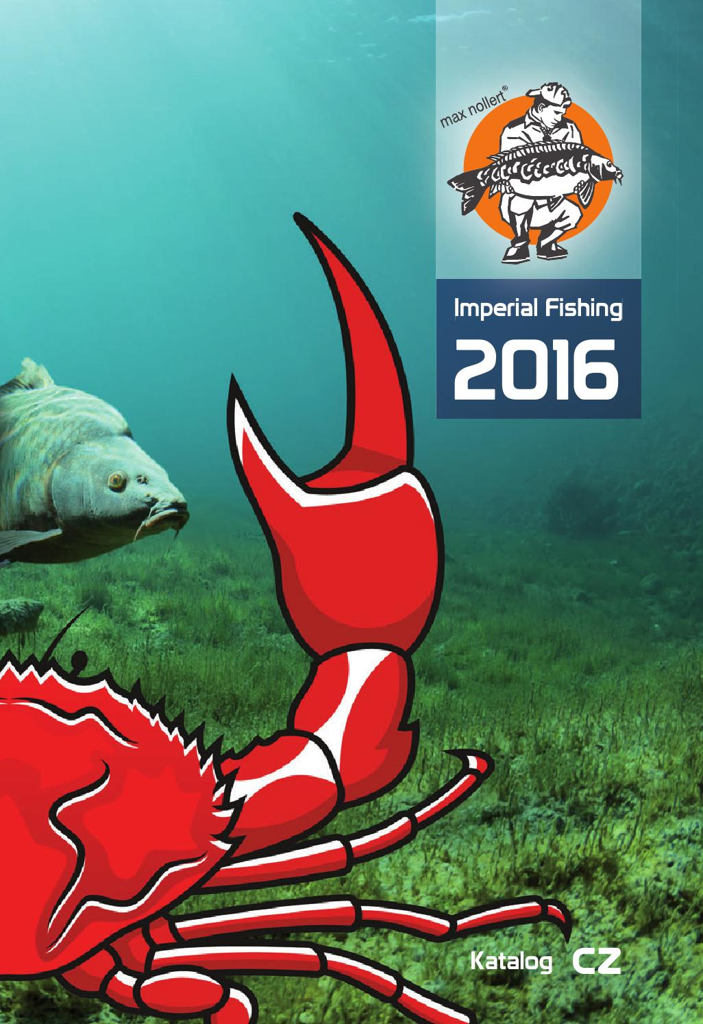 985694355d Imperial Fishing katalog 2016 CZ by Imperial Fishing CZ-SK - issuu