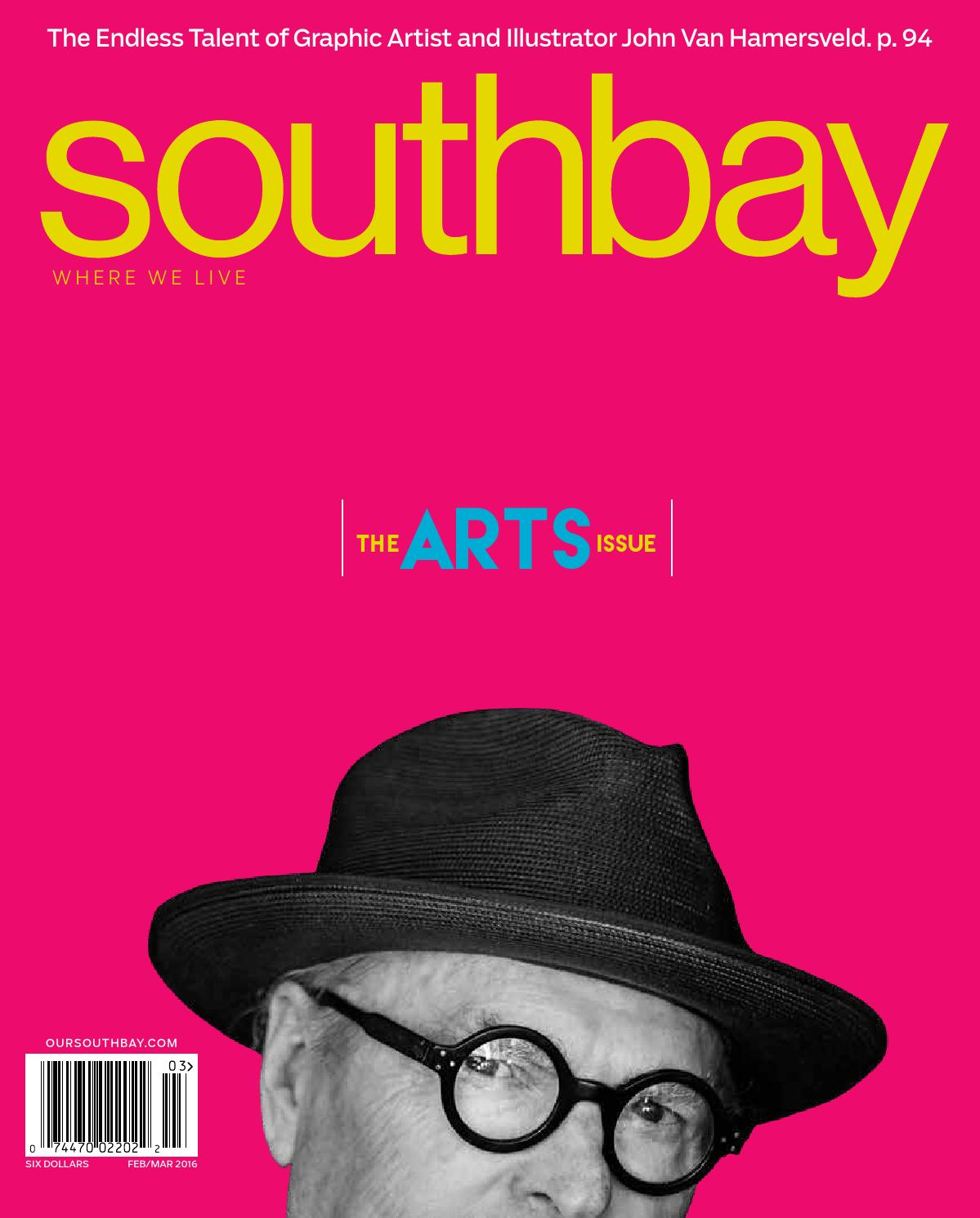 8c9722313cd Southbay Magazine - February March 2016 by Moon Tide Media - issuu