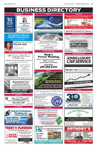 Palm Coast Observer Online 2-4-2016
