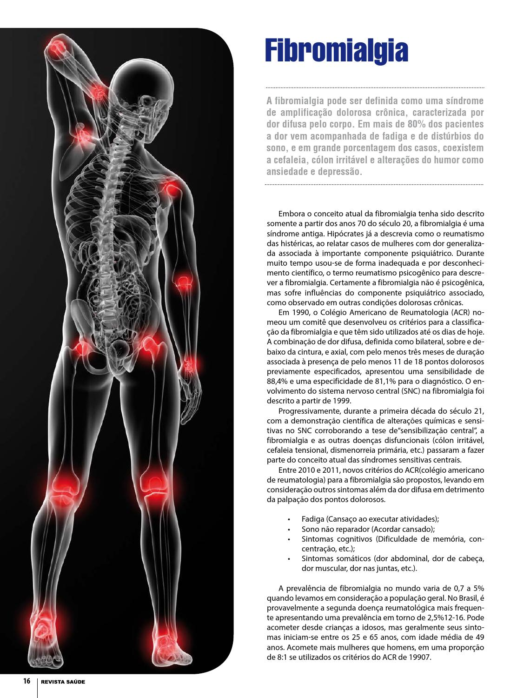 sintomas de dores musculares e fadiga
