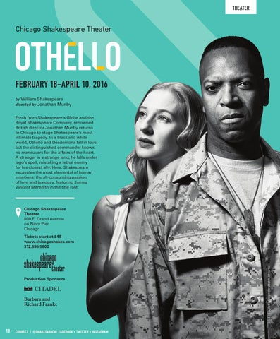 the illicit love affairs in william shakespeares othello But in their eyes and in shakespeare's there's nothing illicit about their love, to  which they regard themselves, and the play regards them,.