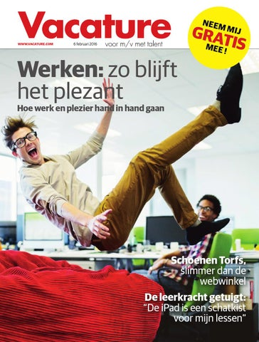 vacature magazine 06 02 2016 by jobs \u0026 careers cv issuuTeammanager Zorg Vacatures.htm #19