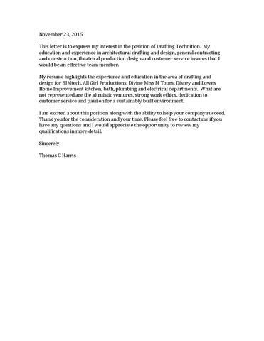 Cover Letter Drafting Design - 10 Cover Letter Templates and ...