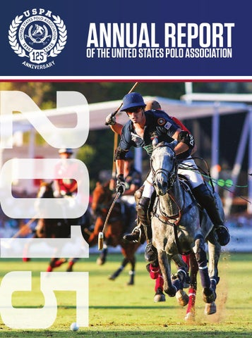 0c98a9124c95 2015 USPA Annual Report by United States Polo Association - issuu