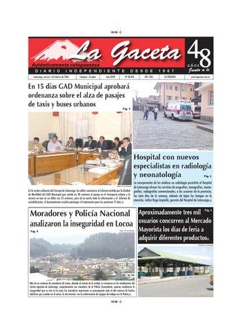 La Gaceta 5 febrero 2016 by Diario La Gaceta - issuu