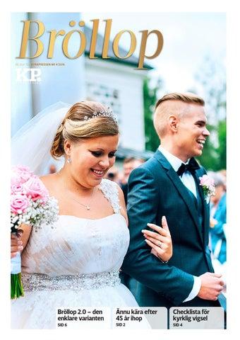 dd8d4ffa96e4 Kyrkpressens bröllopsbilaga 2016 by Kyrkpressen - issuu