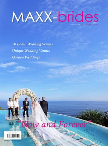 MAXX Brides Juni november Wedding Magazine by dika rachman issuu