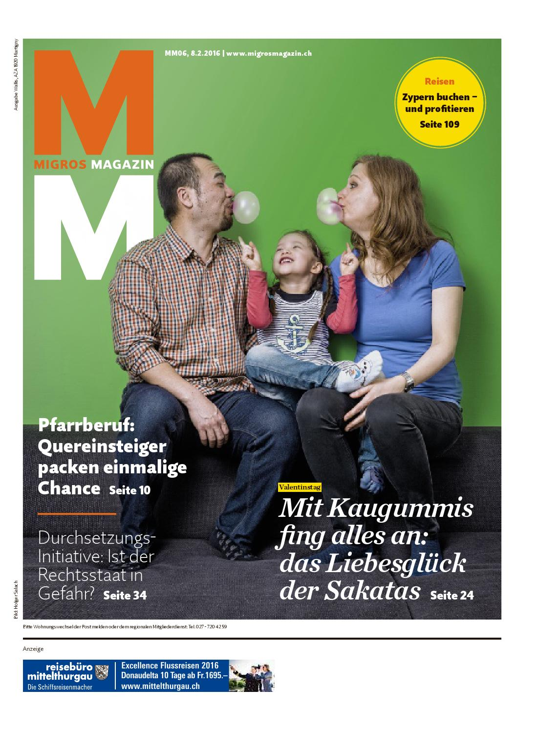 Migros magazin 06 2016 d vs by Migros-Genossenschafts-Bund - issuu