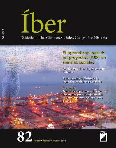 íber 82 By Editorial Graó Issuu