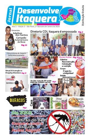 352b87f82b27d Edição 2 jdi by Jornal Desenvolve Itaquera - issuu
