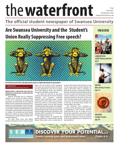 3c49c387960707 The Waterfront issue 261 by Waterfront - issuu