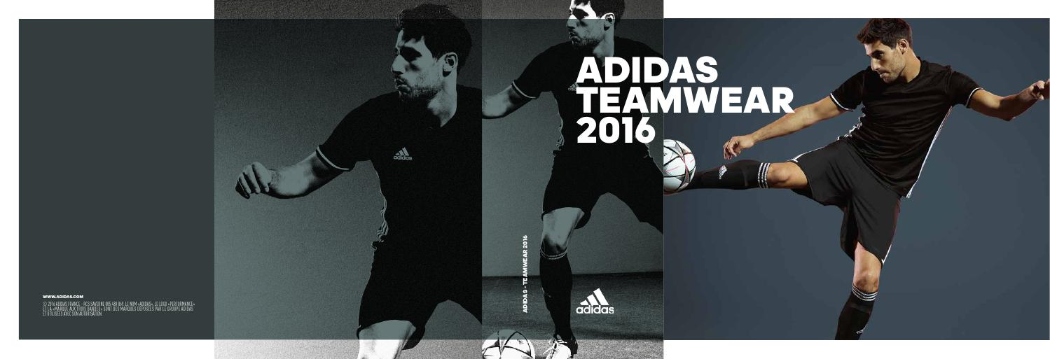 e42a141b2b Catalogue adidas 2016 by Virgile Loiseau - issuu
